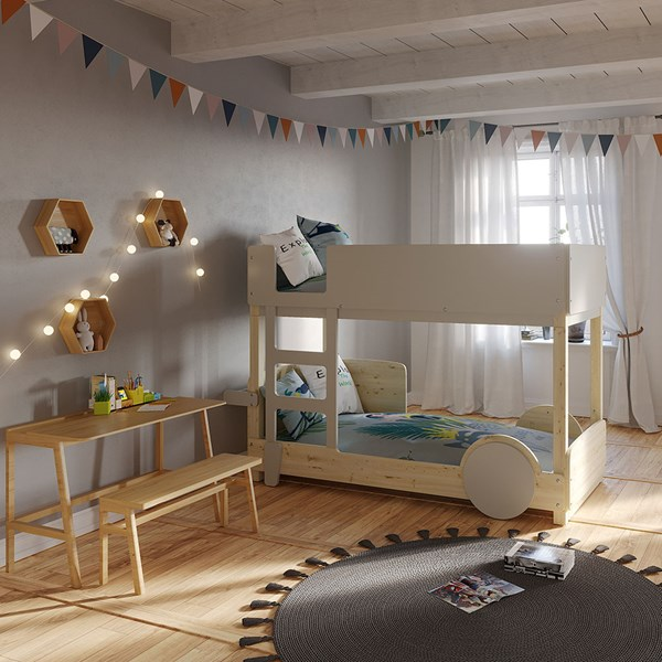 Mathy by Bols Discovery 1 Bunk Bed