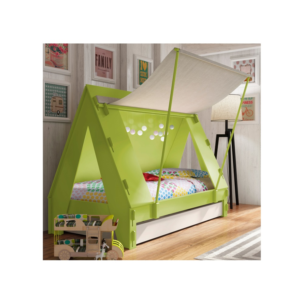 Toddler Tents For Beds Kids Tent Cabin Bed Luxury Kids Beds Cuckooland