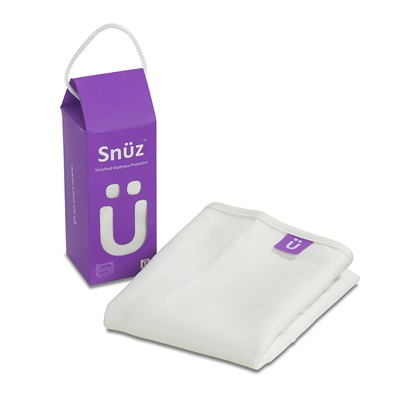 SnuzPod Waterproof Crib Mattress Protector