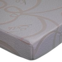 European Single Encapsulated Coil Mattress