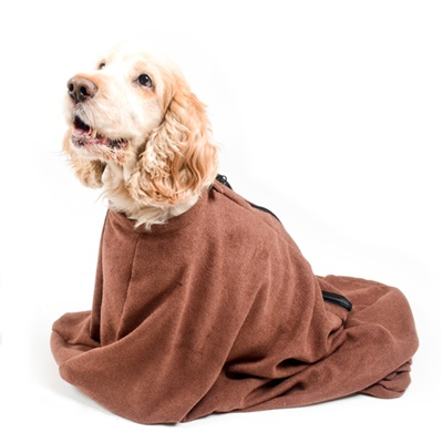 MICROFIBRE DOGGY BAG - Medium Size