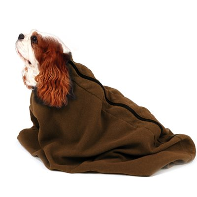 MICROFIBRE DOGGY BAG DOG TOWEL in Medium