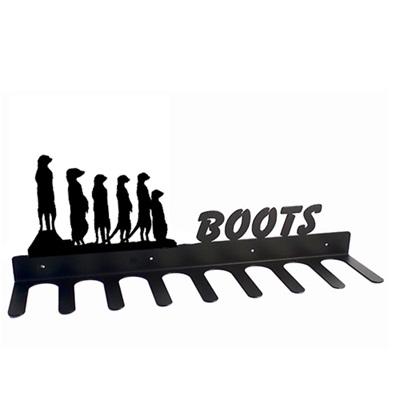 BOOT RACK in Meerkat Design
