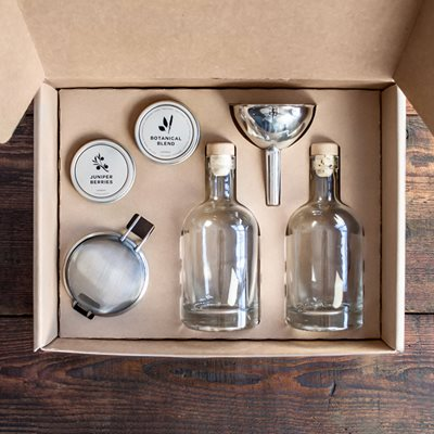 MEN'S SOCIETY GIN GIFT SET