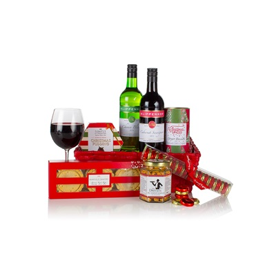 MERRY CHRISTMAS Luxury Christmas Hamper