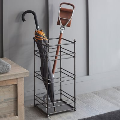 GARDEN TRADING FARRINGDON METAL UMBRELLA STAND