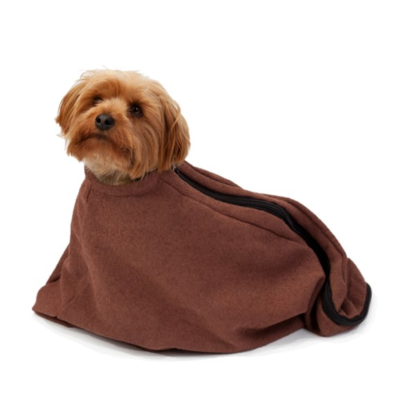 Microfibre Doggy Bag Dog Toweling Bag