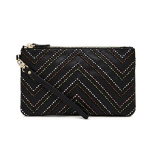 Mighty Purse Tribal Black Front View.jpg