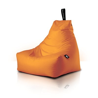 Extreme Lounging Mighty B Outdoor Bean Bag in Orange