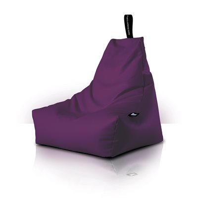 EXTREME LOUNGING MIGHTY B BAG in Berry