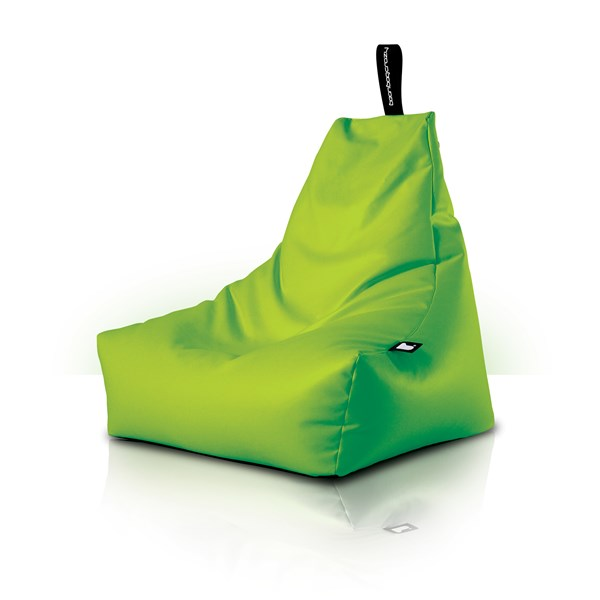 Extreme Lounging Monster Bean Bag in Lime Green