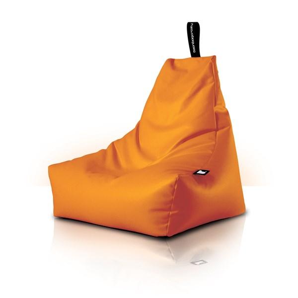 Mighty Bean Bag in Orange