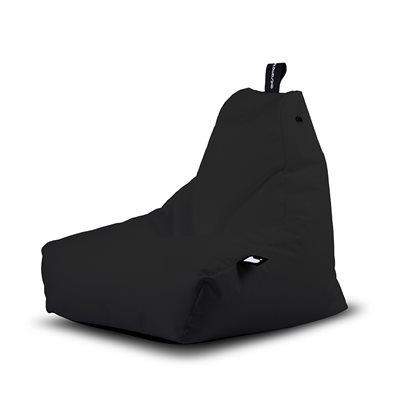 MINI B-BAG OUTDOOR BEAN BAG in Black