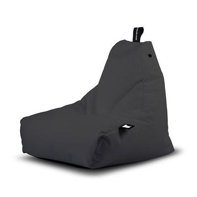 Extreme Lounging Mini B Bag Outdoor Bean Bag in Grey