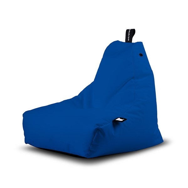 Mini B-Bag Outdoor Bean Bag in Blue