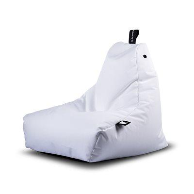 MINI B-BAG OUTDOOR BEAN BAG in White