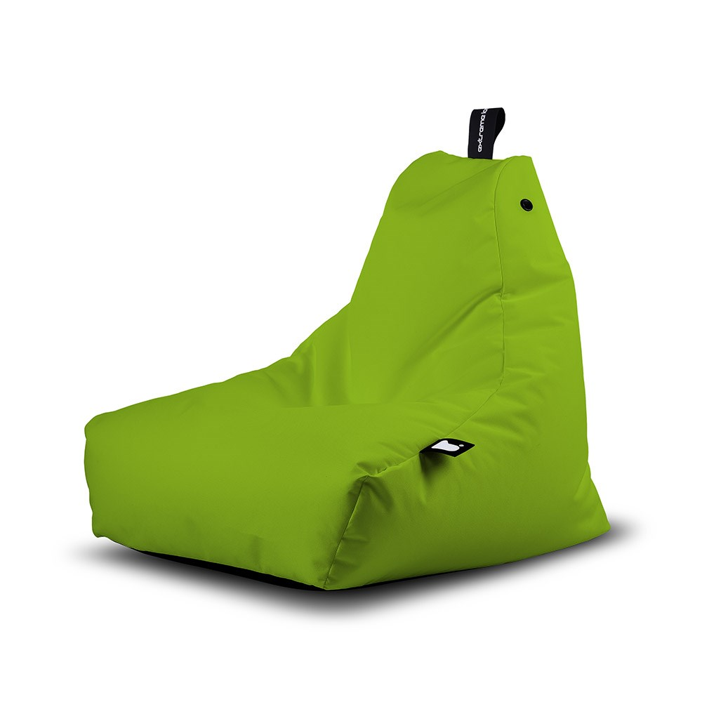Enjoyable Extreme Lounging Mini B Bag Outdoor Bean Bag In Lime Gmtry Best Dining Table And Chair Ideas Images Gmtryco