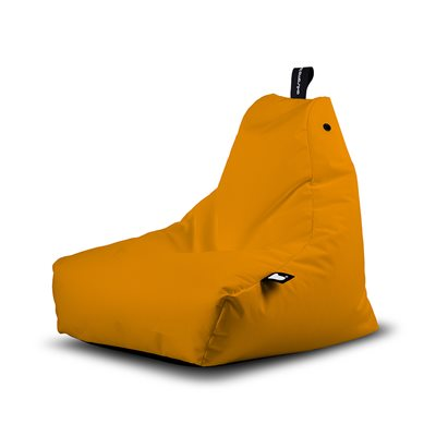 EXTREME LOUNGING MINI B-BAG OUTDOOR BEAN BAG in Orange