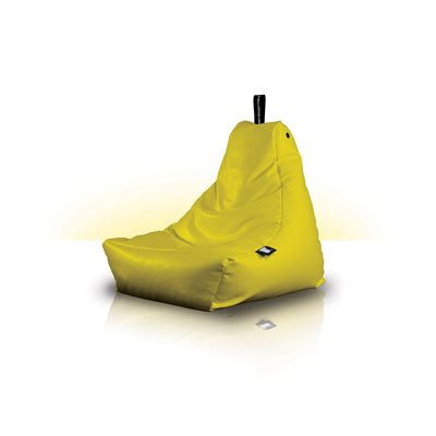 EXTREME LOUNGING MINI BEAN BAG in Yellow