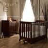 Walnut Wooden Quality Baby Room Dresser