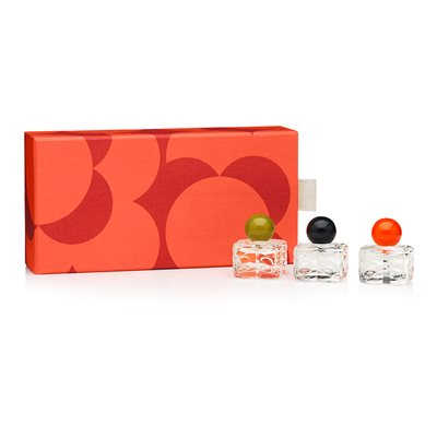 ORLA KIELY SHADOW FLOWER MINI PERFUME GIFTSET