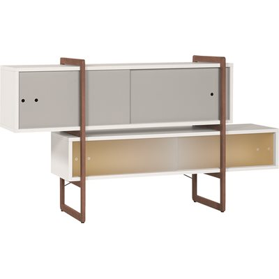 MIO SIDEBOARD & STORAGE with Sliding Doors