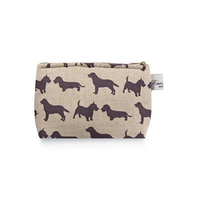 DOGS COSMETIC BAG by Raw Xclusive