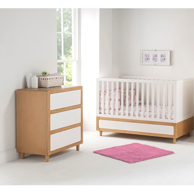 EAST COAST MONACO NURSERY & BABY'S 2PC ROOM SET