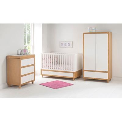 EAST COAST MONACO NURSERY & BABY'S 3PC ROOM SET