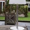 Gacoli Monroe 65cm Solar Powered Garden Light