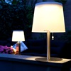 Monroe 45cm Solar Outdoor Table Lamp with Remote