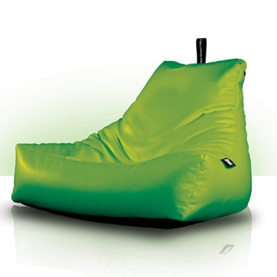 MONSTER BEAN BAG in Lime