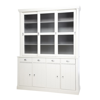 MONTANA LARGE CABINET in White