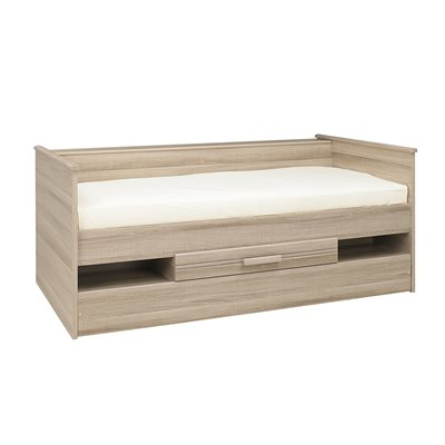 MONTANA LOW DAY BED in Grey Oak