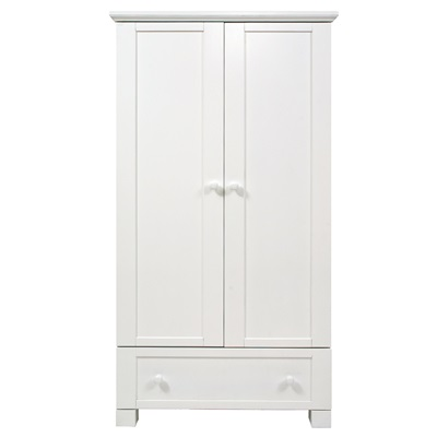 EAST COAST MONTREAL DOUBLE WARDROBE in White