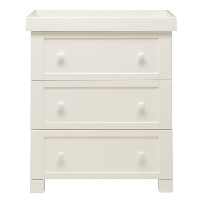 EAST COAST MONTREAL DRESSER & BABY CHANGING UNIT in White