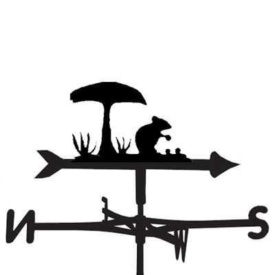 WEATHERVANE in Mouse Design