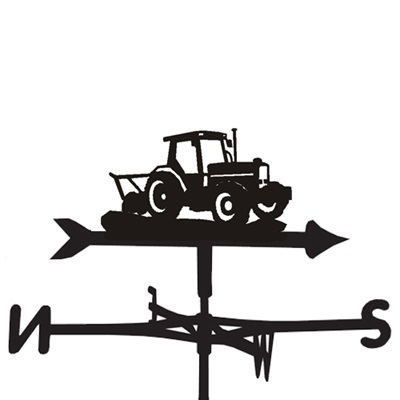 WEATHERVANE in Mulching Tractor Design