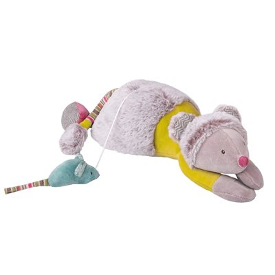 MOULIN ROTY MUSICAL MOUSE TOY