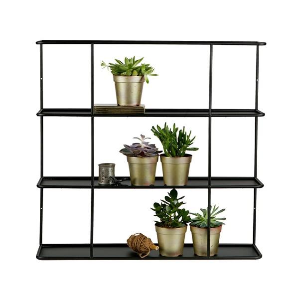 Myrthe Metal Wall Shelf by Woood