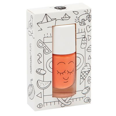 NAILMATIC KIDS WASH OFF NAIL POLISH in Dori Orange