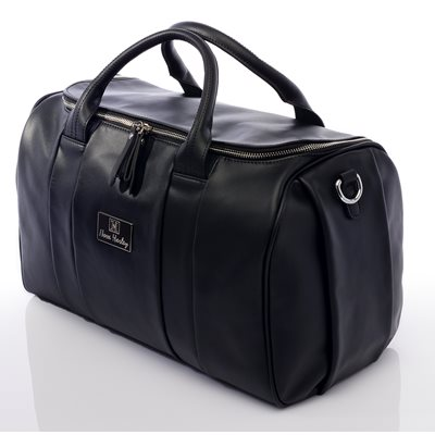 NOVA HARLEY MANHATTAN CHANGING BAG in Black