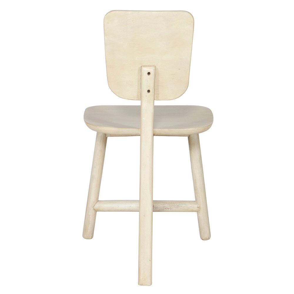 Natural Wooden Dining Chair Jpg