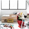 Contemporary Colourful Toddlers Bedroom