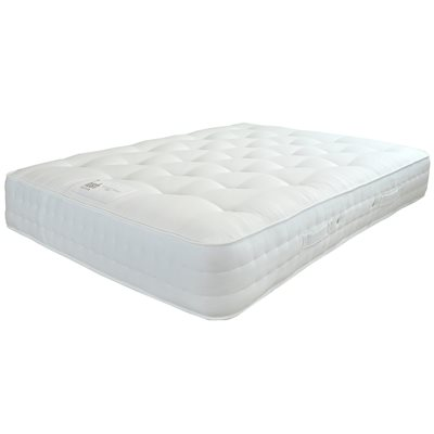 HUSH FROM AIRSPRUNG NATURALS POCKET 2000 MATTRESS