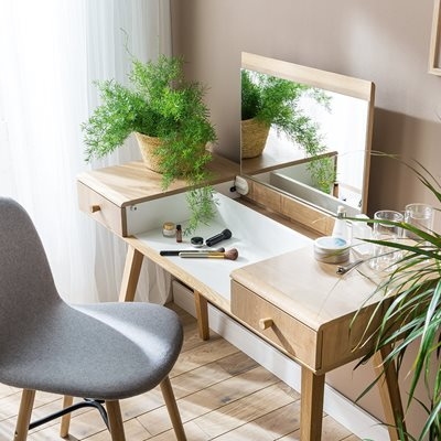 Vox Nature Dressing Table in Oak Effect