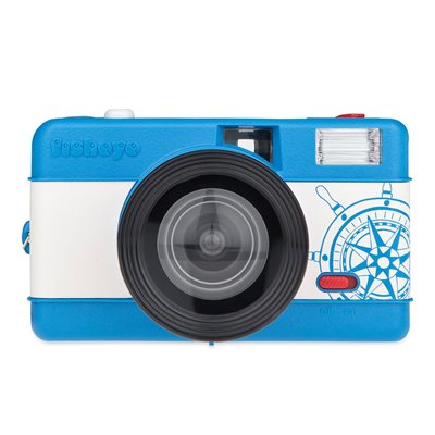 LOMOGRAPHY FISHEYE ONE CAMERA - Nautic
