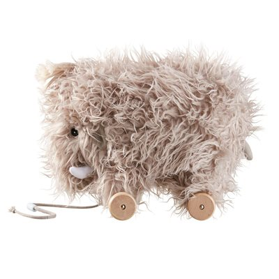 Neo Mammoth Elephant Pull Along Kids Toy