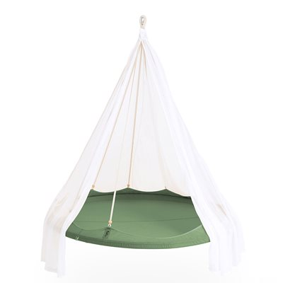 Tiipii Hammock Bed in Green