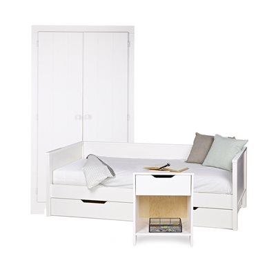 NIKKI KIDS BEDROOM FURNITURE SET Available in 2 Colours